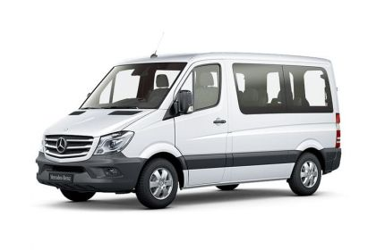 Lease Mercedes-Benz Sprinter Tourer 15-17 Seat van leasing