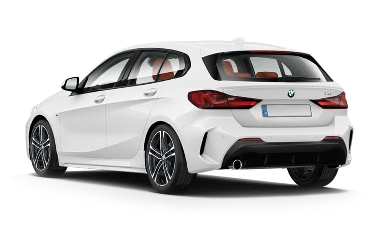 BMW 1 Series 116 Hatch 5Dr 1.5 d 116PS M Sport 5Dr DCT [Start Stop] [Tech I Plus] back view