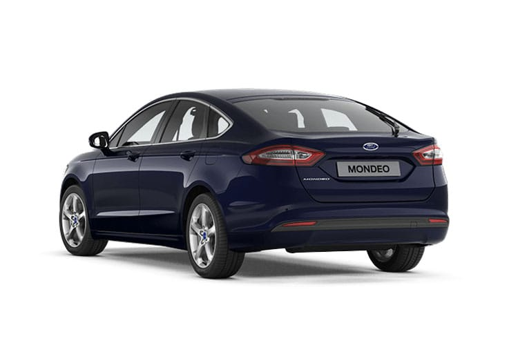 Ford Mondeo Hatch 5Dr 2.0 EcoBlue 150PS Zetec Edition 5Dr Manual [Start Stop] back view