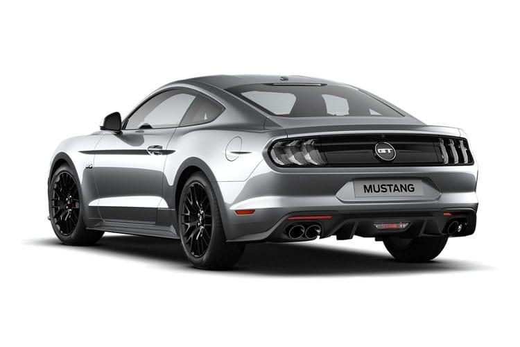 Ford Mustang Fastback 5.0 V8 450PS GT 2Dr Manual [Custom Pack 3] back view