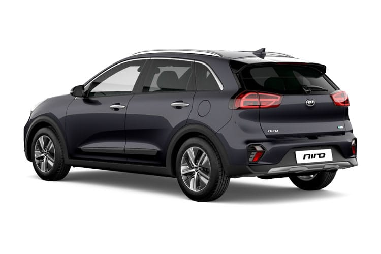 Kia Niro SUV 5Dr 1.6 h GDi 139PS 3 5Dr DCT [Start Stop] back view