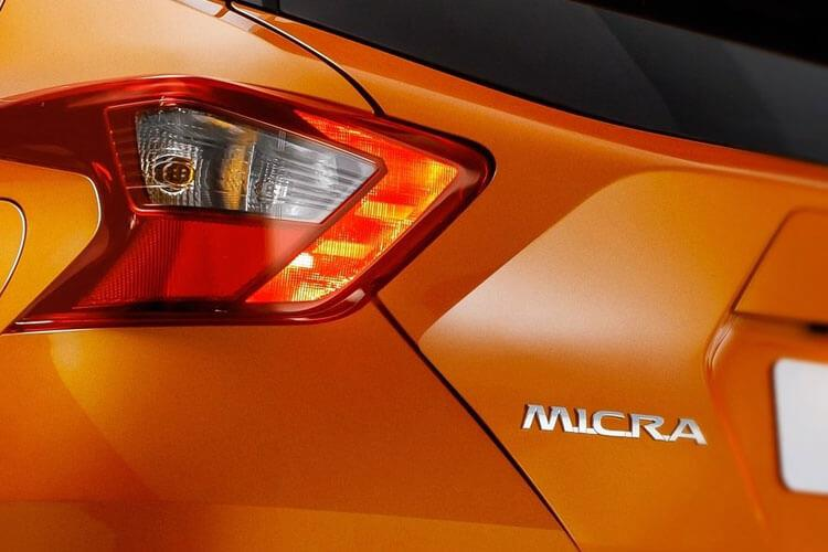 Nissan Micra Hatch 5Dr 1.0 IG-T 92PS Tekna 5Dr Manual [Start Stop] detail view