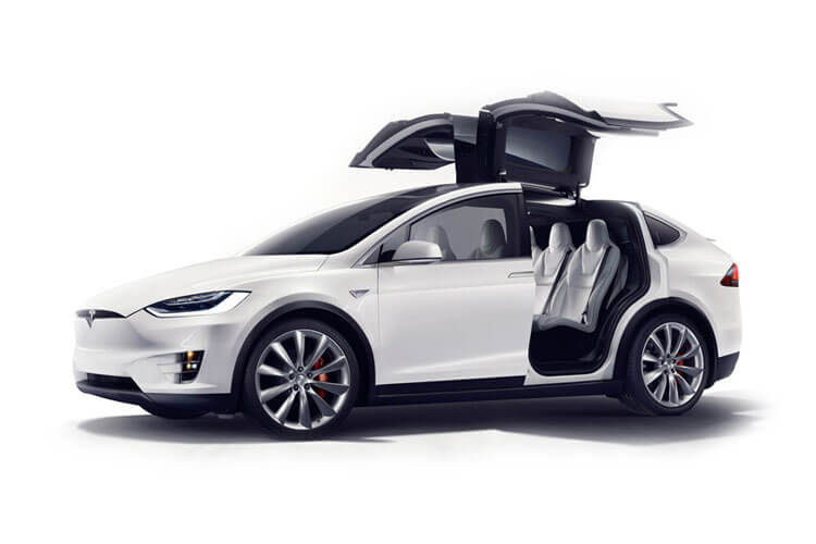 Tesla Model X SUV 5Dr Dual Motor Elec 311KW 417PS Long Range 5Dr Auto detail view