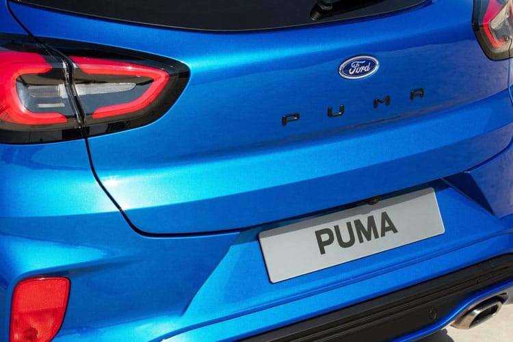 Ford Puma SUV 1.0 T EcoBoost MHEV 155PS ST-Line Vignale 5Dr Manual [Start Stop] detail view