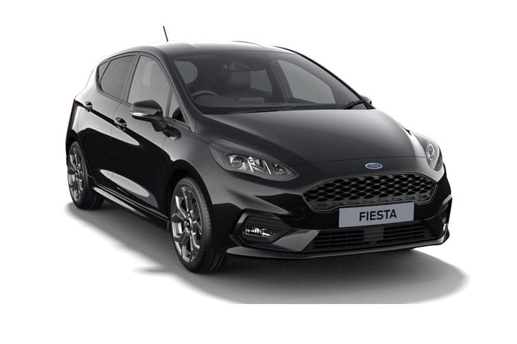 Ford Fiesta Hatch 5Dr 1.0 T EcoBoost MHEV 125PS Vignale Edition 5Dr Manual [Start Stop] front view