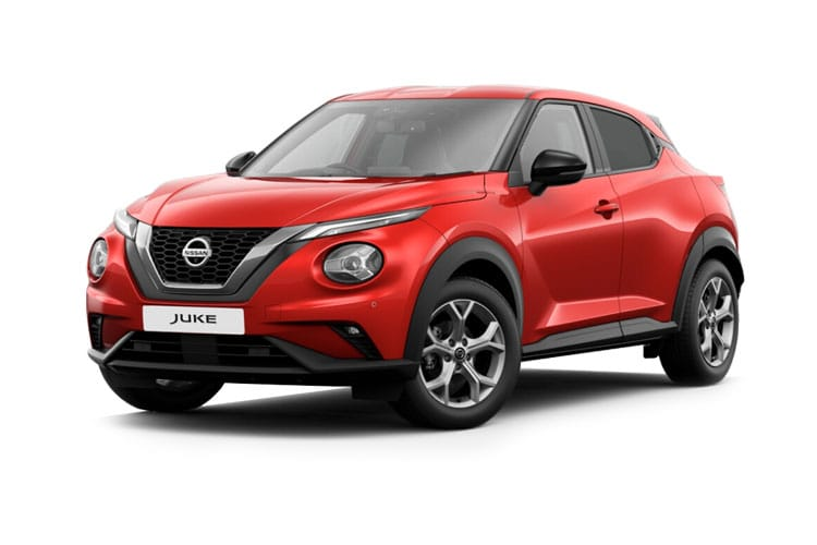 Nissan Juke SUV 1.0 DIG-T 117PS Acenta 5Dr DCT Auto [Start Stop] front view