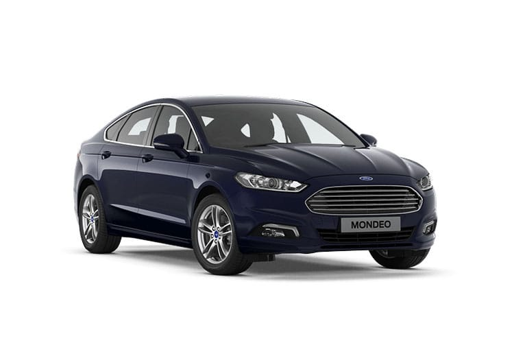 Ford Mondeo Hatch 5Dr 2.0 EcoBlue 150PS Zetec Edition 5Dr Manual [Start Stop] front view