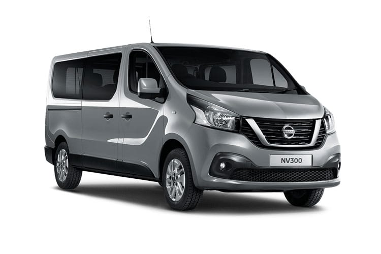 Nissan NV300 L2 30 M1 2.0 dCi FWD 120PS Acenta Combi Manual front view