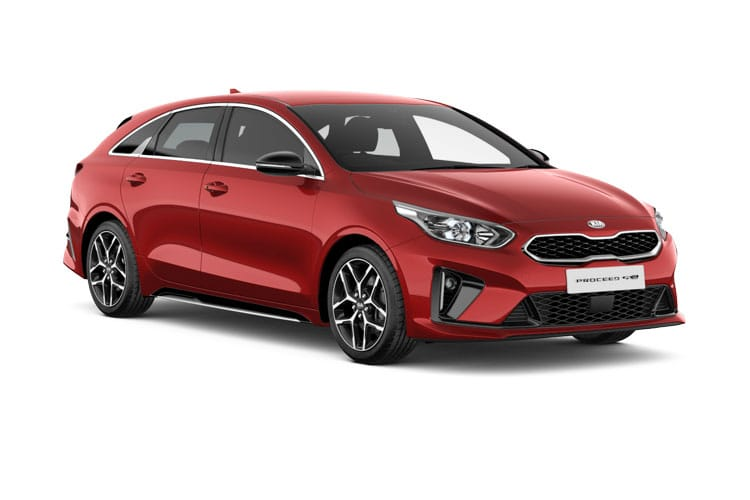 Kia Ceed ProCeed Shooting Brake 5Dr 1.5 T-GDI 158PS GT Line 5Dr DCT [Start Stop] front view