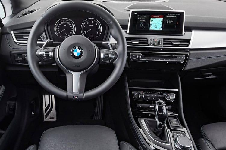 BMW 2 Series Tourer 216 Active Tourer 1.5 d 116PS SE 5Dr Manual [Start Stop] inside view