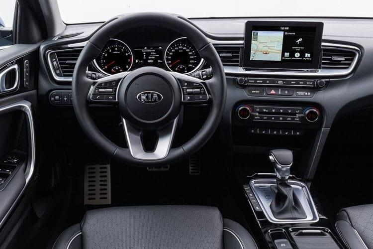 Kia Ceed Hatch 5Dr 1.5 T-GDI 158PS 3 5Dr DCT [Start Stop] inside view