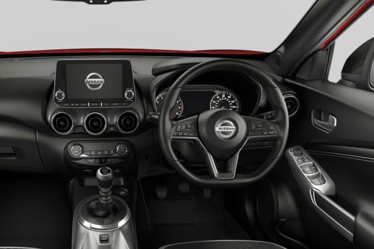 Nissan Juke SUV 1.0 DIG-T 117PS Acenta 5Dr DCT Auto [Start Stop] inside view