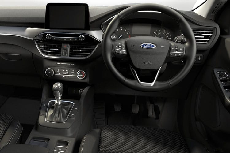 Ford Kuga SUV AWD 2.0 EcoBlue 190PS ST-Line Edition 5Dr Auto [Start Stop] inside view
