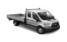 Ford Transit Tipper van leasing